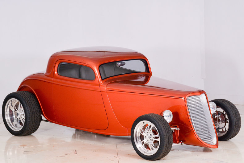 1934 Ford Custom Image 90