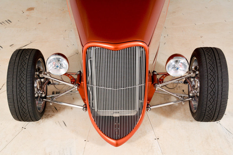 1934 Ford Custom Image 45