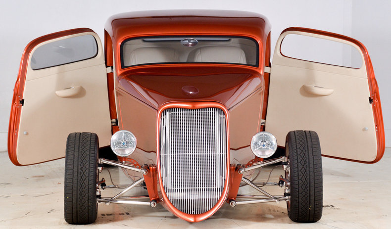 1934 Ford Custom Image 54