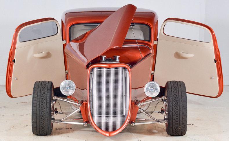 1934 Ford Custom Image 19