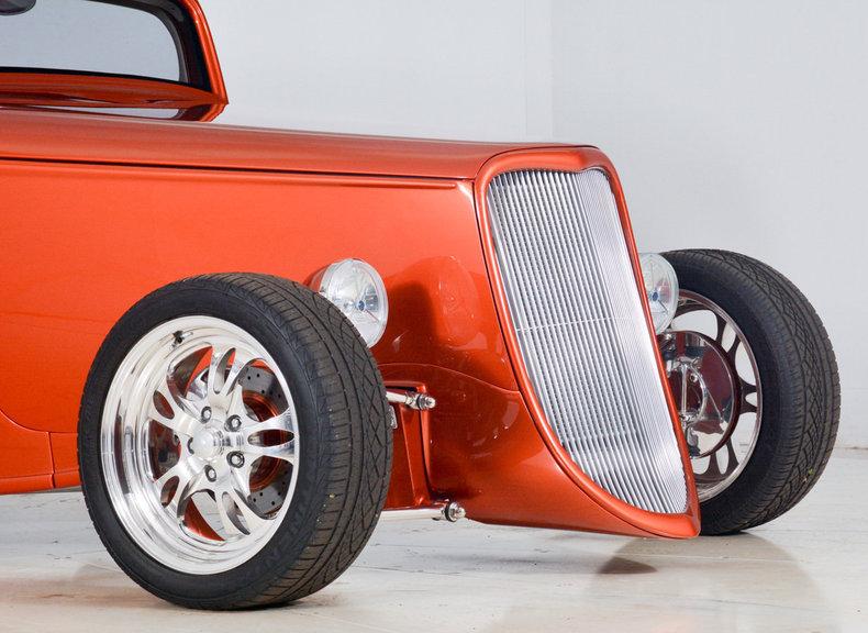 1934 Ford Custom Image 12