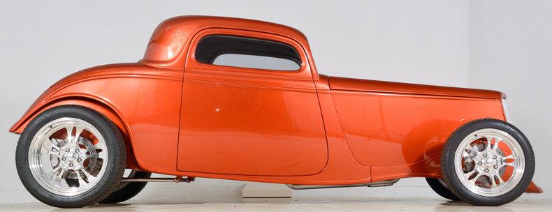 1934 Ford Custom Image 7