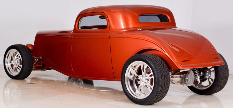 1934 Ford Custom Image 73