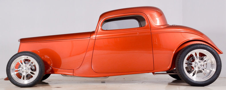 1934 Ford Custom Image 80
