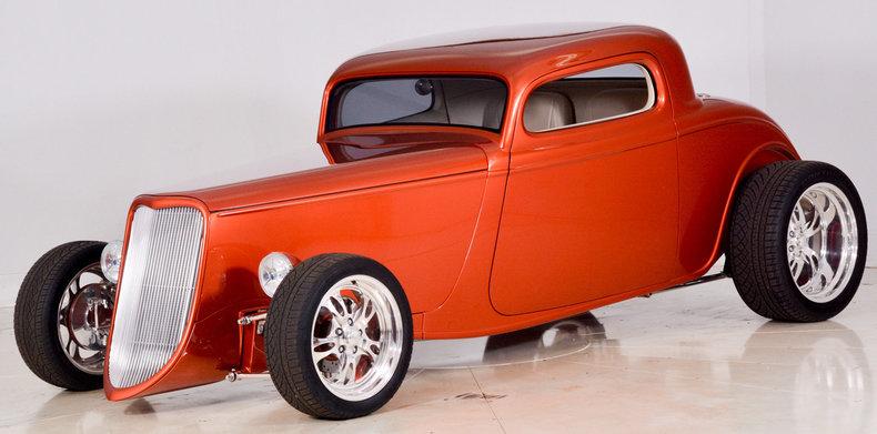1934 Ford Custom Image 89