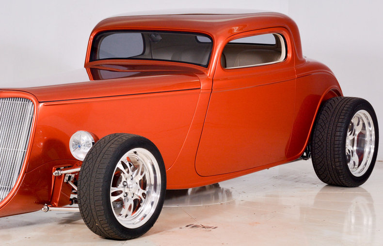 1934 Ford Custom Image 27