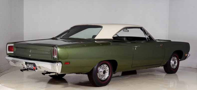 1969 Plymouth Road Runner Image 3