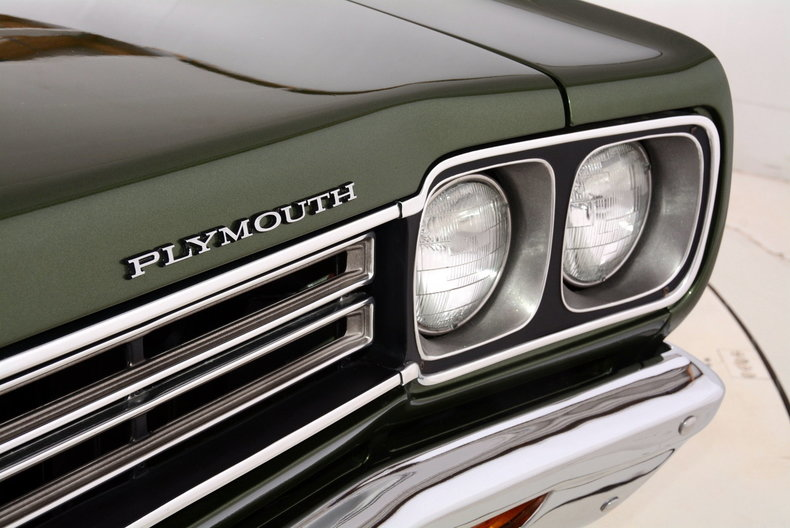 1969 Plymouth Road Runner Image 20