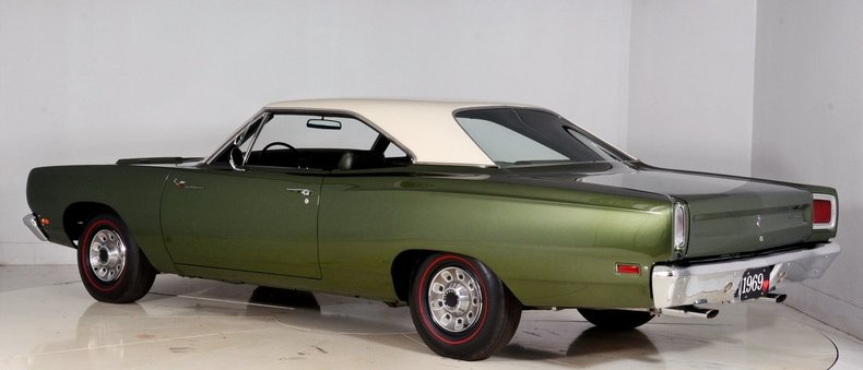 1969 Plymouth Road Runner Image 33
