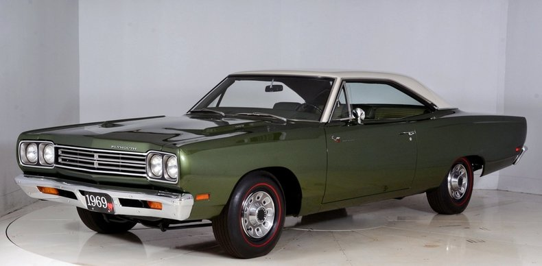 1969 Plymouth Road Runner Image 49
