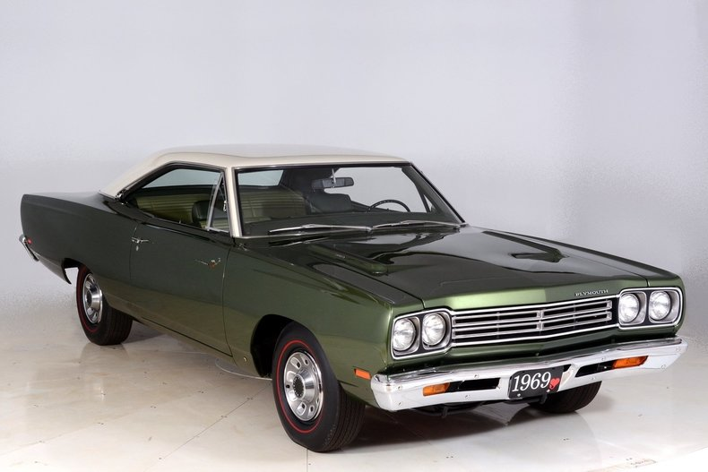 1969 Plymouth Road Runner Image 100