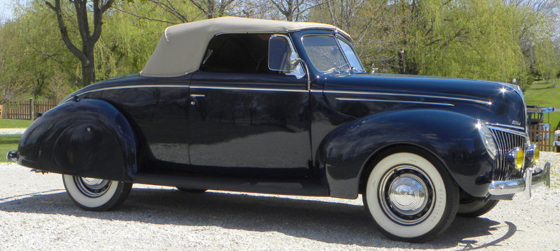 1939 Ford Deluxe Image 8