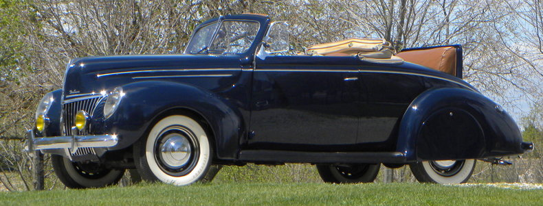 1939 Ford Deluxe Image 19