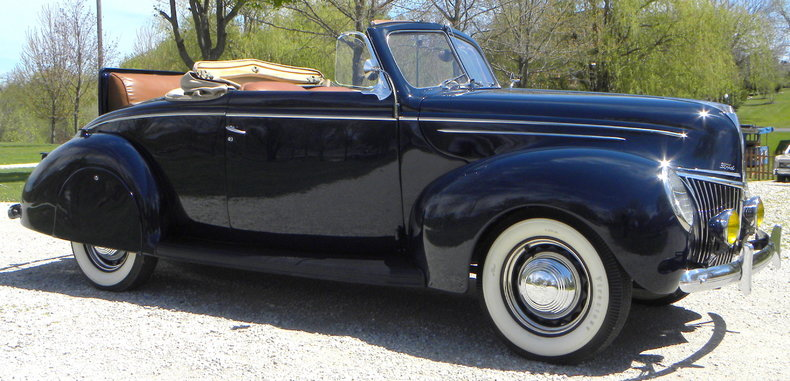 1939 Ford Deluxe Image 23