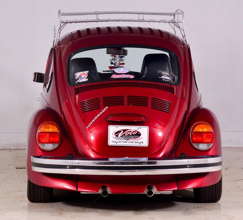 1974 Volkswagen Beetle Image 5
