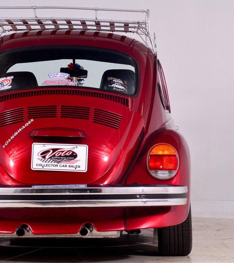 1974 Volkswagen Beetle Image 18