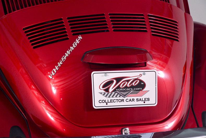 1974 Volkswagen Beetle Image 23
