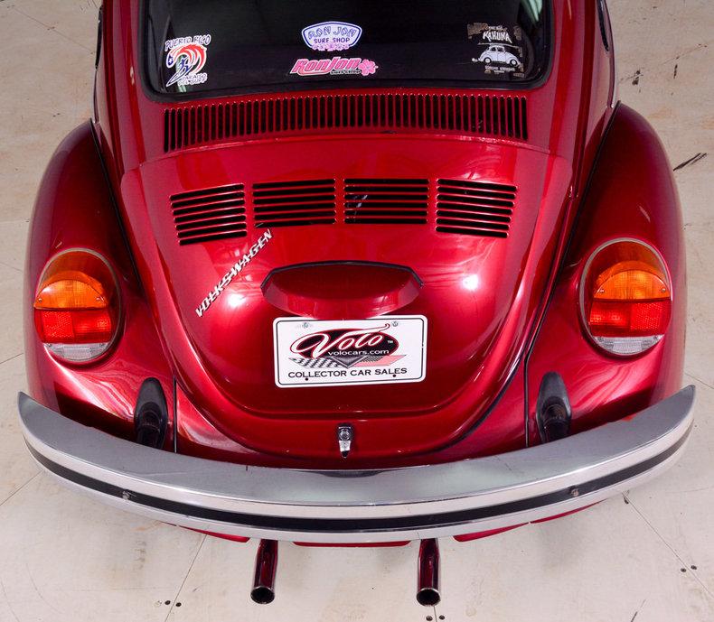 1974 Volkswagen Beetle Image 39