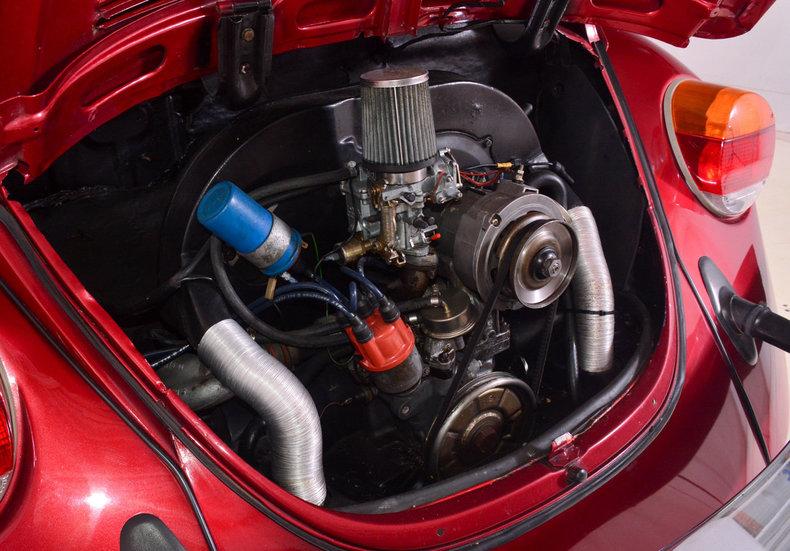1974 Volkswagen Beetle Image 46