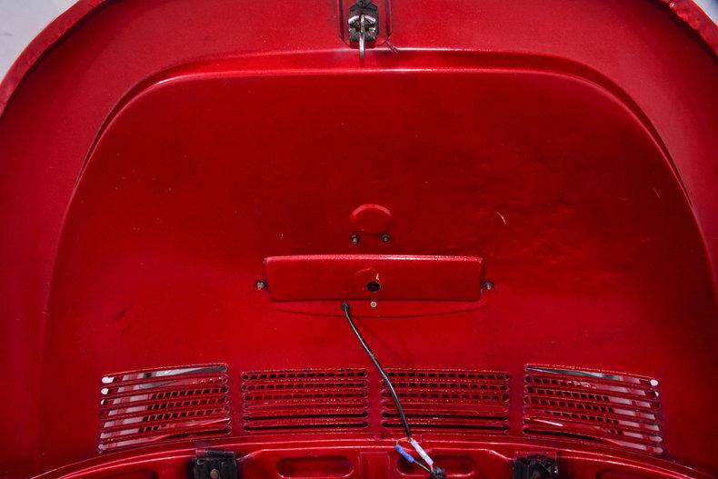 1974 Volkswagen Beetle Image 50