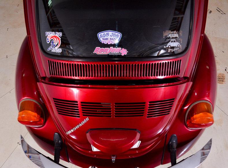 1974 Volkswagen Beetle Image 26