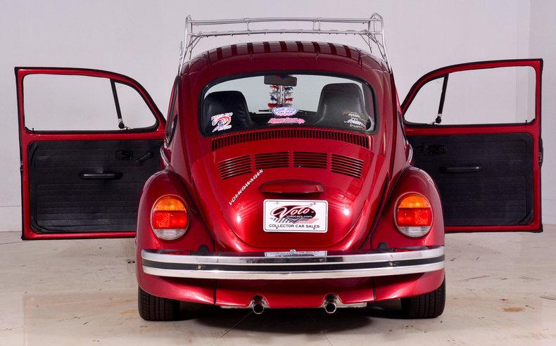 1974 Volkswagen Beetle Image 29