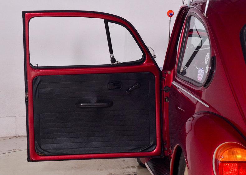 1974 Volkswagen Beetle Image 28