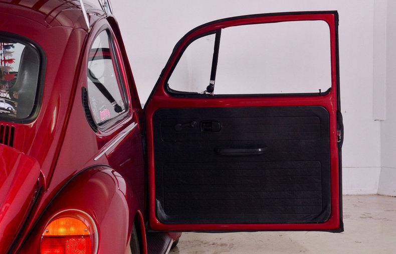 1974 Volkswagen Beetle Image 30