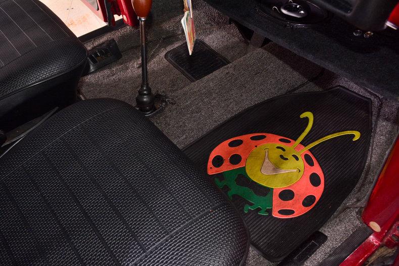 1974 Volkswagen Beetle Image 33