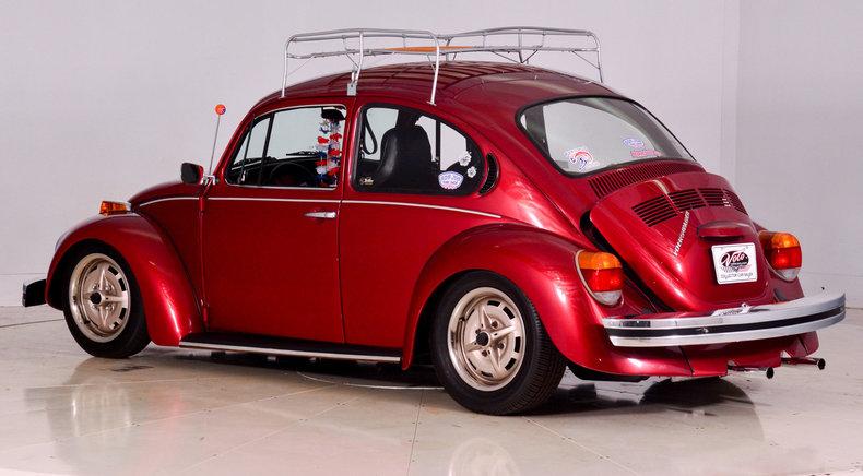 1974 Volkswagen Beetle Image 7