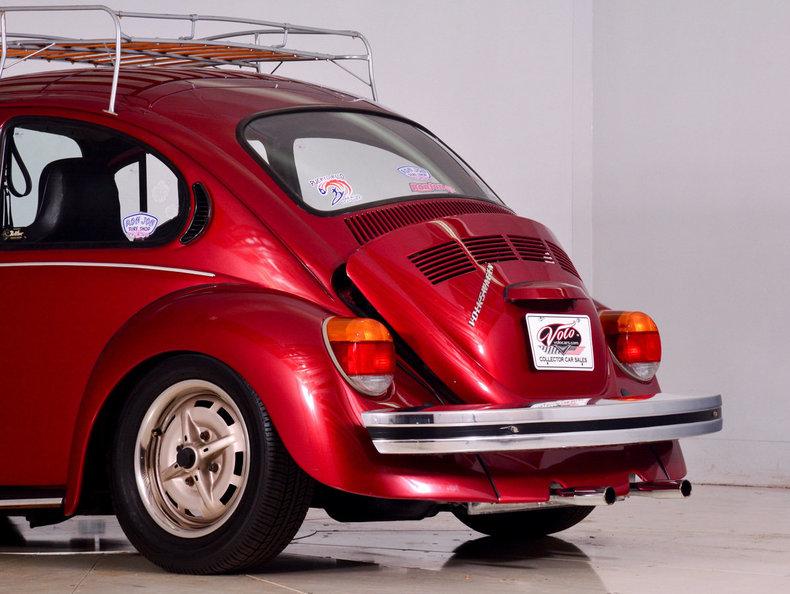 1974 Volkswagen Beetle Image 34