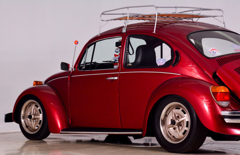 1974 Volkswagen Beetle Image 10