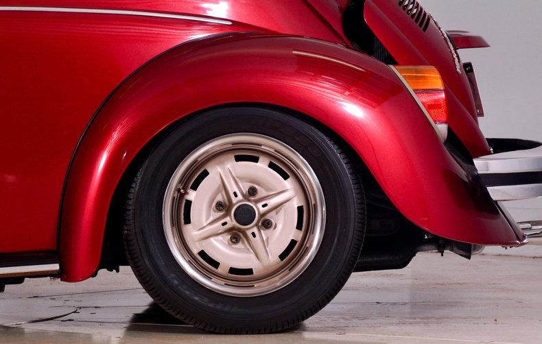 1974 Volkswagen Beetle Image 20