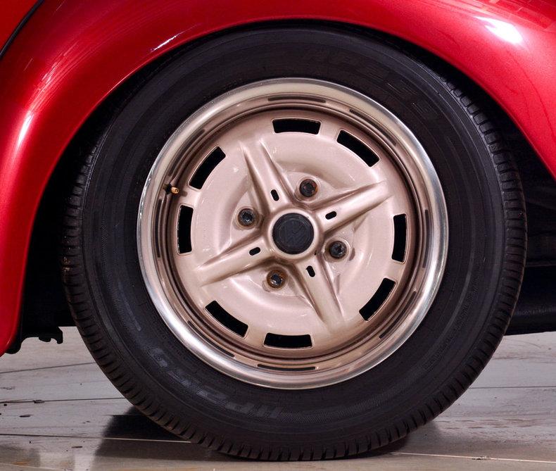 1974 Volkswagen Beetle Image 45