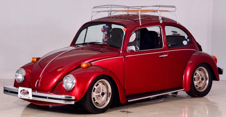 1974 Volkswagen Beetle Image 49