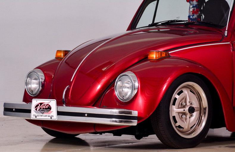 1974 Volkswagen Beetle Image 40