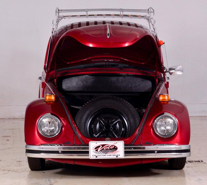 1974 Volkswagen Beetle Image 48