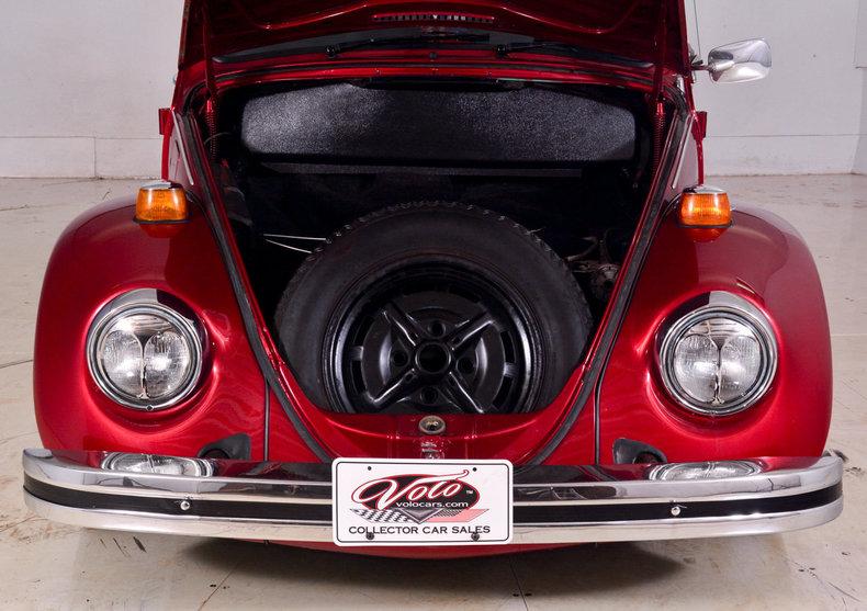 1974 Volkswagen Beetle Image 56