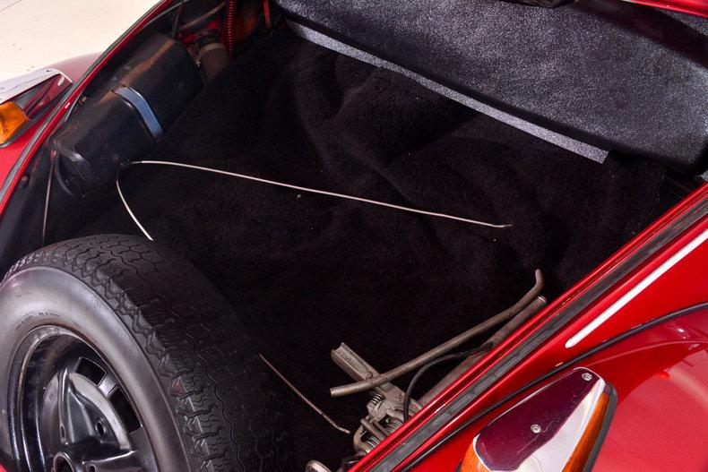 1974 Volkswagen Beetle Image 51