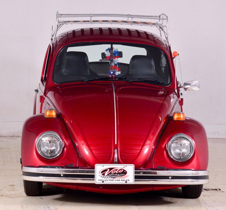 1974 Volkswagen Beetle Image 54