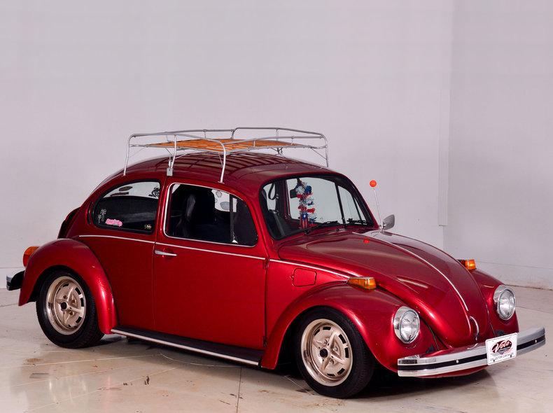 1974 Volkswagen Beetle Image 61
