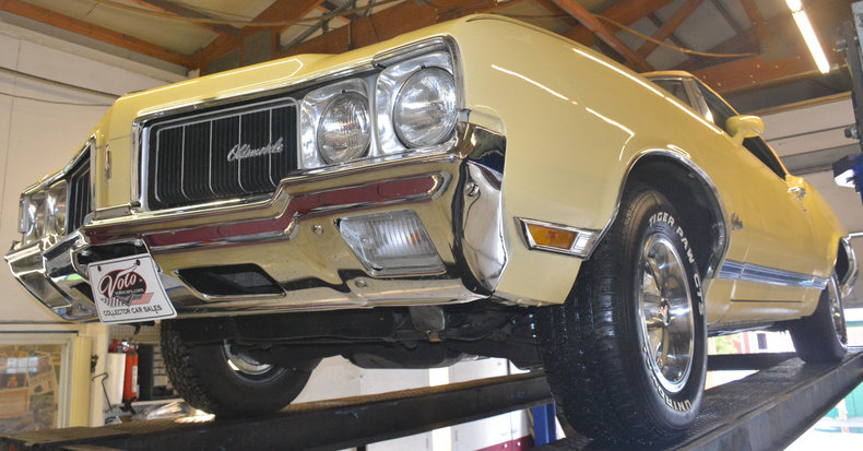 1970 Oldsmobile Cutlass Supreme Image 80