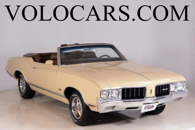1970 Oldsmobile Cutlass Supreme Image 1