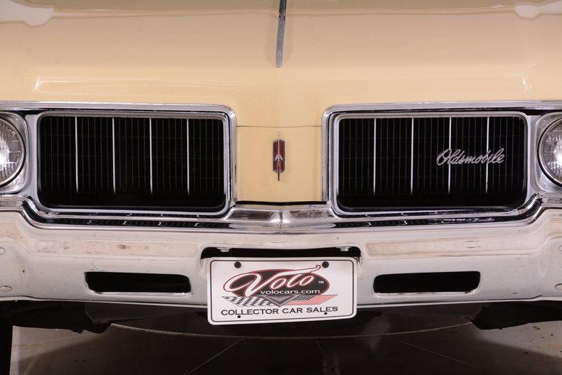 1970 Oldsmobile Cutlass Supreme Image 5