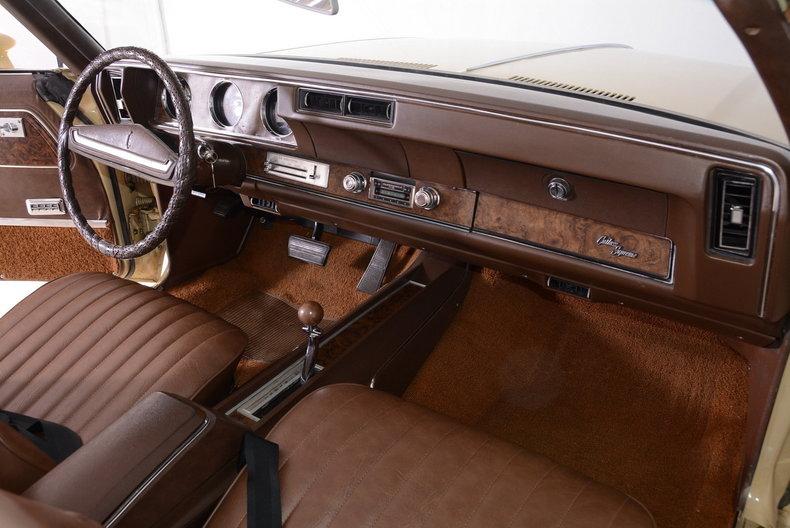 1970 Oldsmobile Cutlass Supreme Image 12