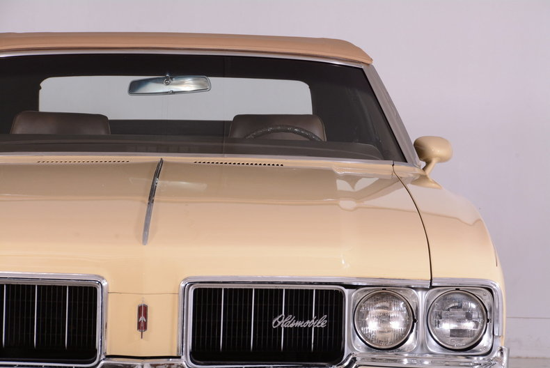 1970 Oldsmobile Cutlass Supreme Image 22