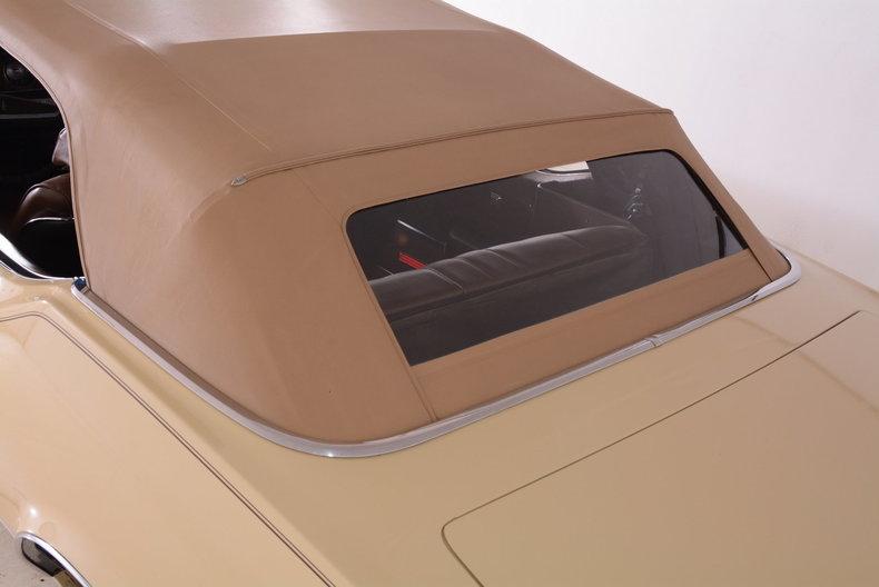 1970 Oldsmobile Cutlass Supreme Image 25