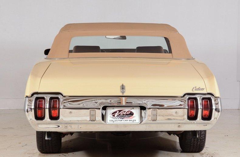 1970 Oldsmobile Cutlass Supreme Image 28