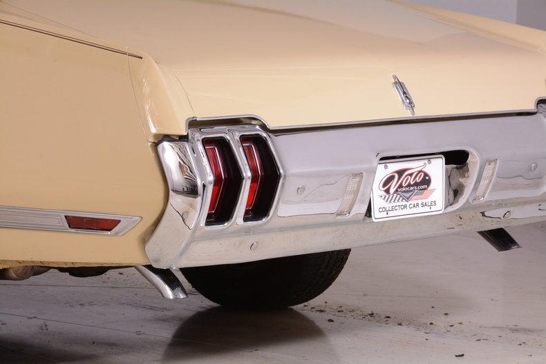 1970 Oldsmobile Cutlass Supreme Image 30