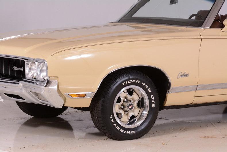 1970 Oldsmobile Cutlass Supreme Image 33